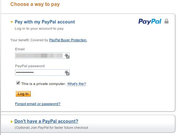 Registrace na PayPal vám zabere pár minut