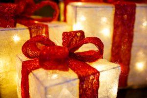 Půjčky na vánoční dárky
