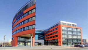 Sídlo společnosti Novaleasing, která díky kladným recenzím a pozitivním zkušenostem klientů zaujímá významné místo na poli nebankovních úvěrů a půjček.